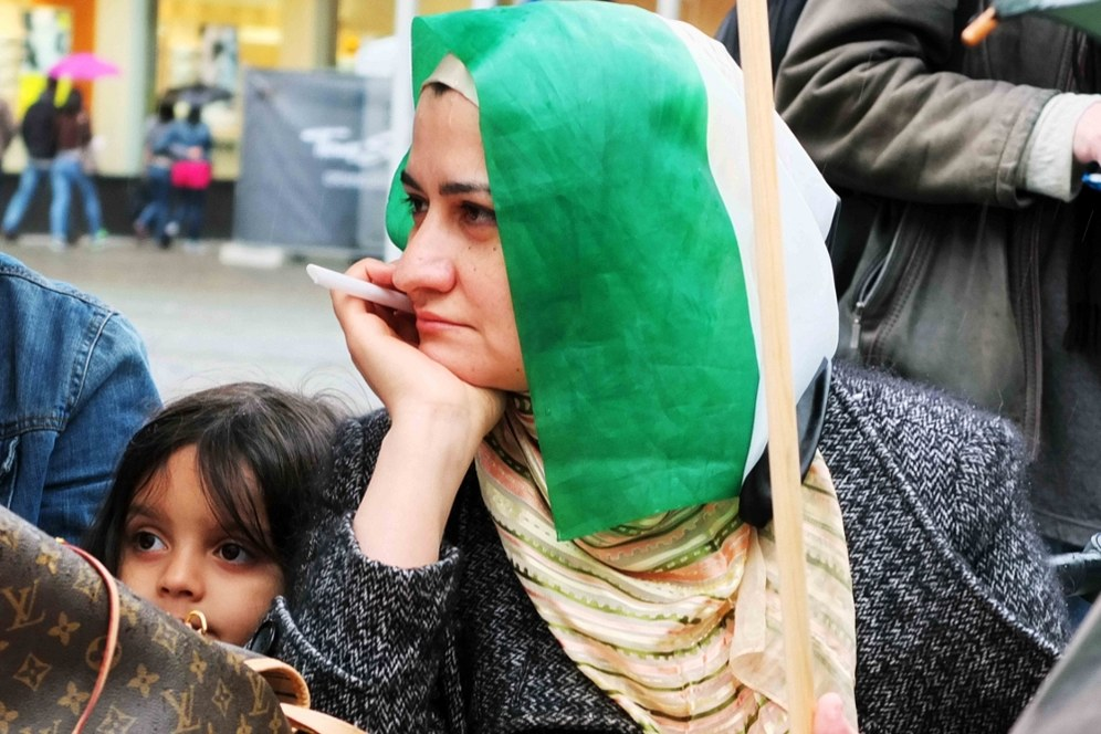 Palästina-Nakba-Tag am 2. Mai in Stuttgart