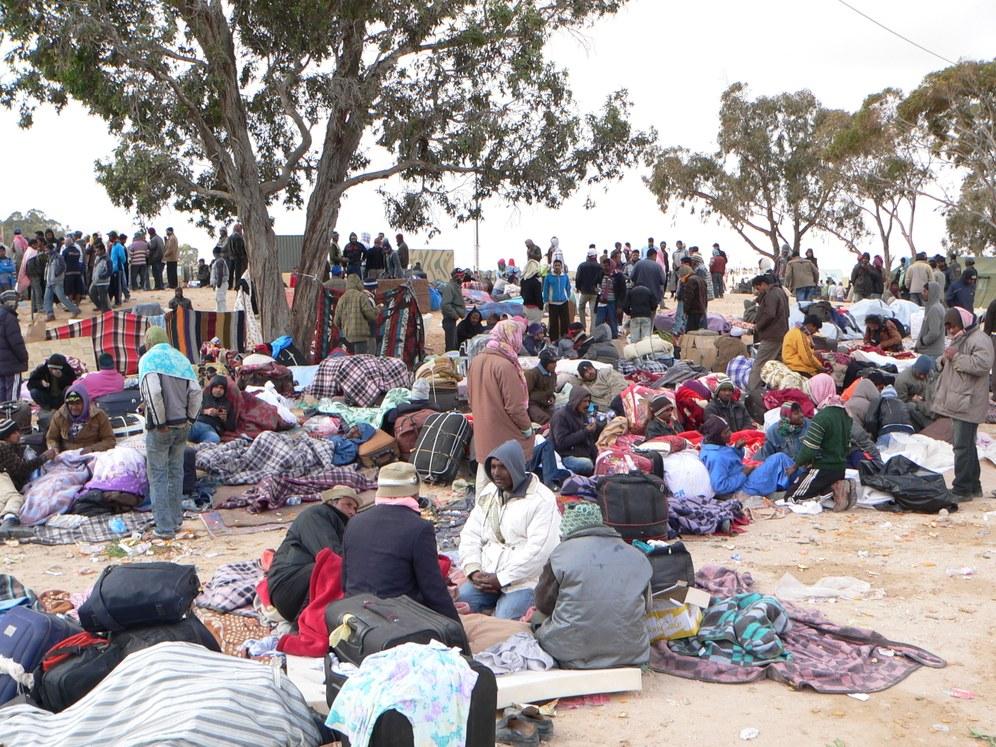 Wachsender Widerstand gegen EU-Flüchtlingspolitik