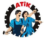 Protestkundgebung für die Freilassung der Verhafteten ATIK-Genossen