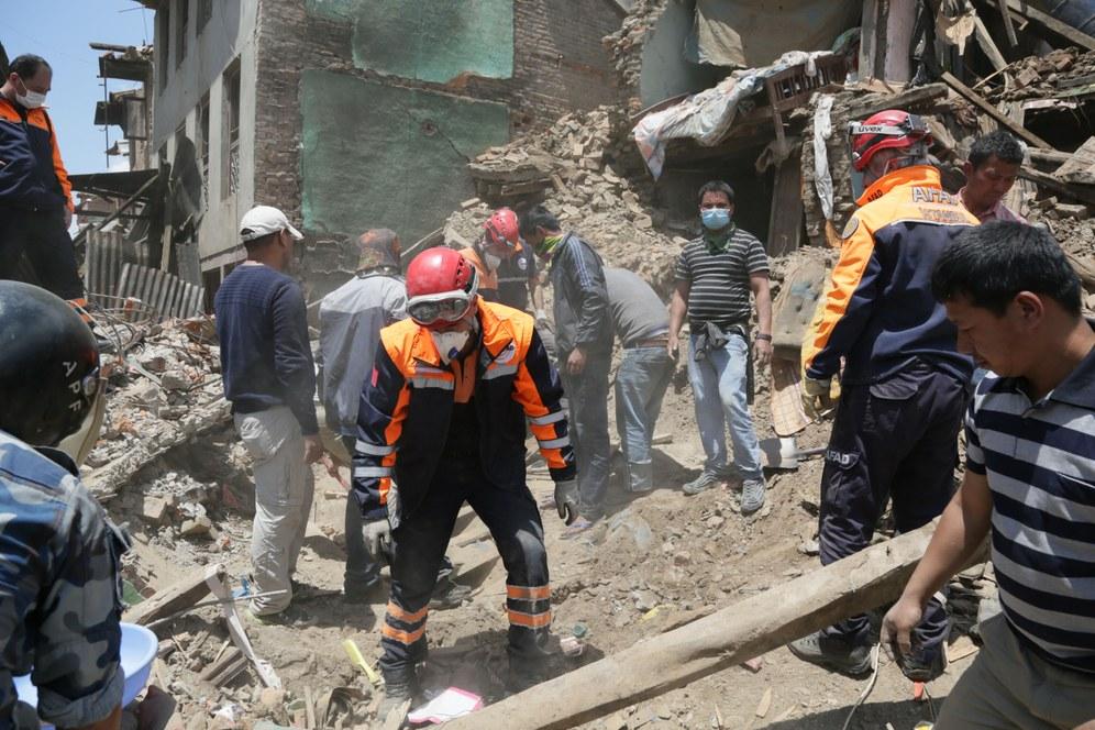 Noch zwei Tage: Spendensammlung für die Basis-Hilfe der Frauen in Nepal