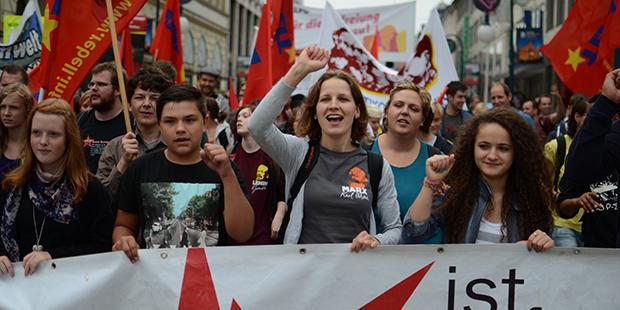 Eine Woche vor dem Pfingstjugendtreffen - jugendpolitischer Skandal in Gelsenkirchen