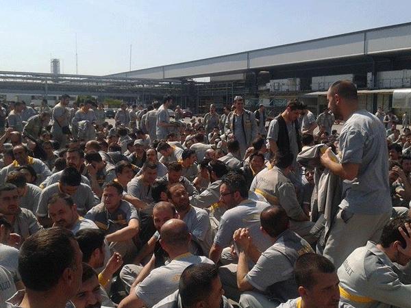 Solidaritätsaufruf der Arbeiter aus Bursa (Türkei)