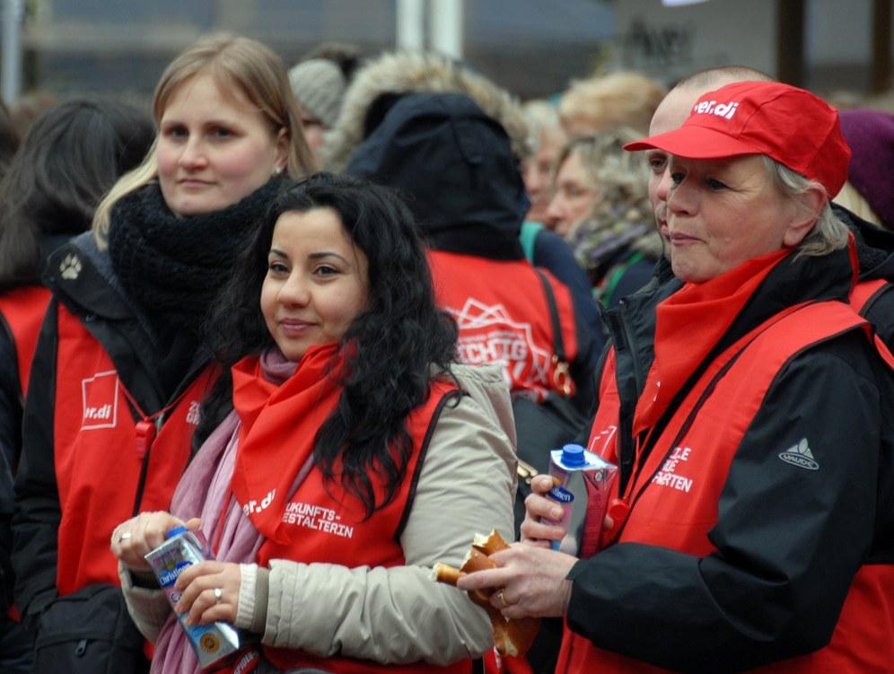Ver.di-Streik verdient volle Unterstützung