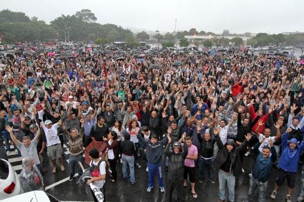 Zum erfolgreichen Streik bei Mercedes in Sao Bernardo (Brasilien)