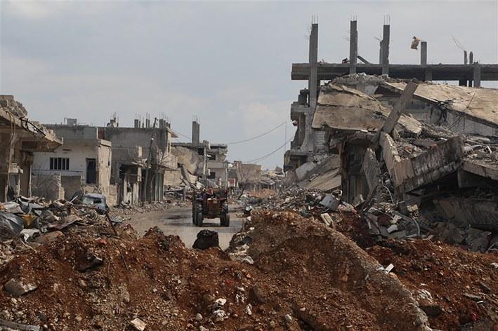 Wiederaufbau in Kobanê – Gesundheits- und Sozialzentrum mit autarker Energiever- und -entsorgung