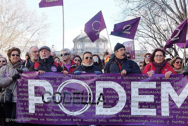 Kommunalwahlen in Spanien – verstärkter Linkstrend