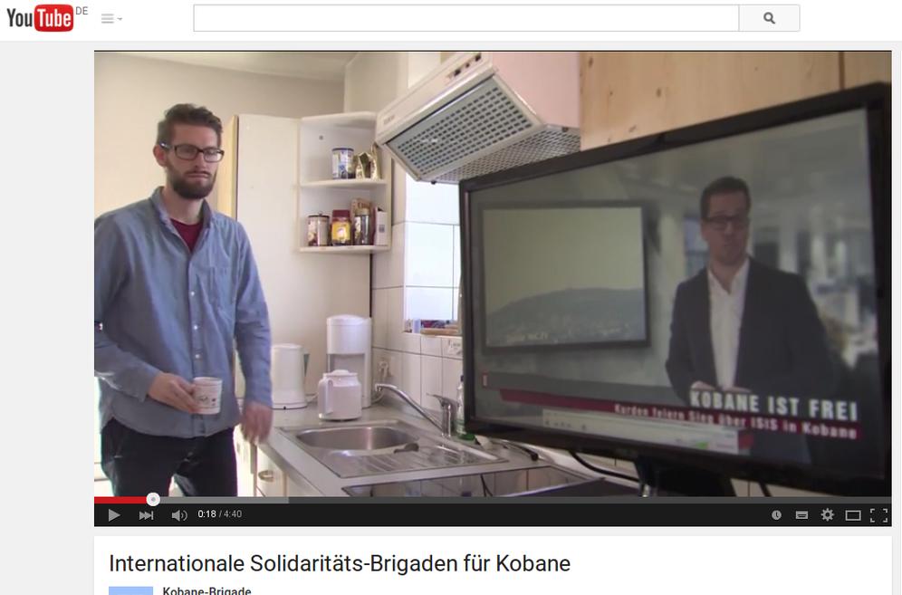 Mobilisierungsvideo für die ICOR-Brigaden