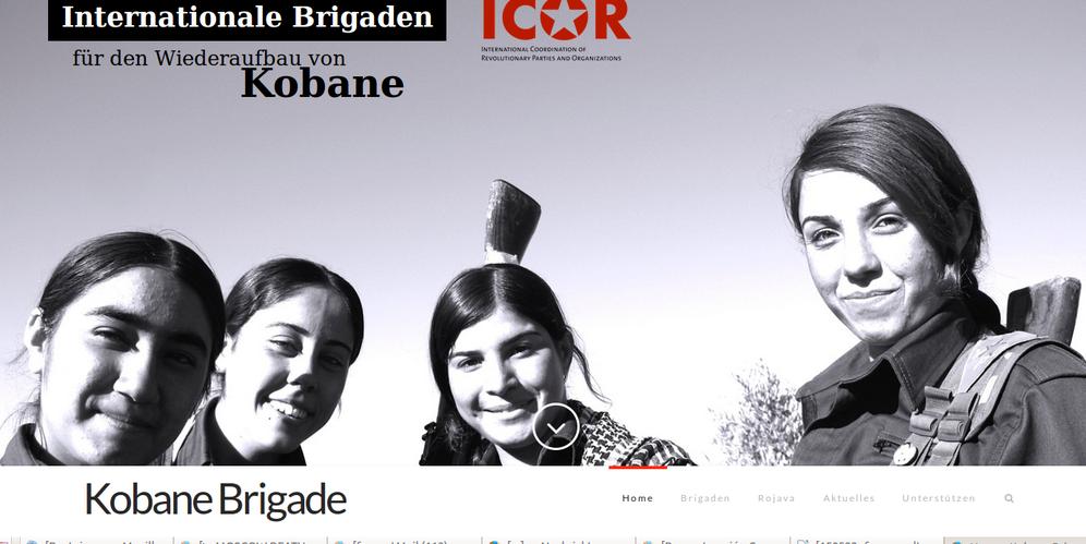 Pfingstjugendtreffen war ein voller Erfolg für die Kobanê-Solidarität