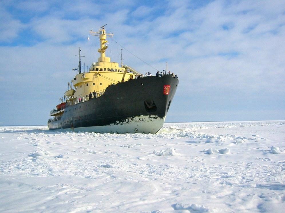 Eisschmelze lässt Profiterwartungen steigen