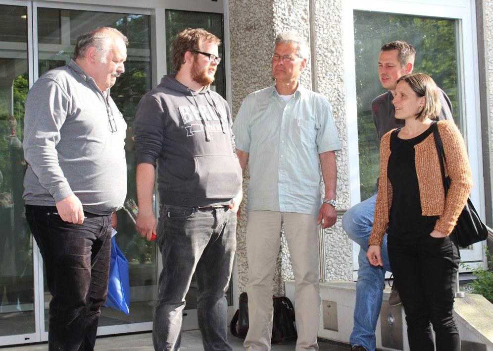 Solingen: Noch keine Mehrheit für Straßenbennung nach Willi Dickhut - Initiative will weitermachen!