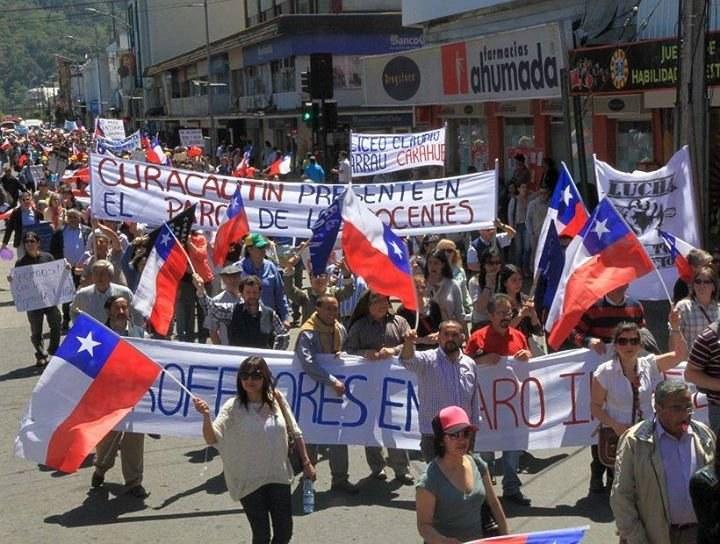 Tote und Verletzte bei Massenprotesten gegen Bildungspolitik in Chile