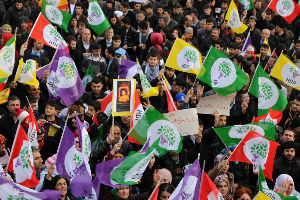 Wahlen in der Türkei – großer Erfolg für die HDP
