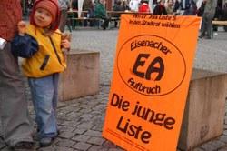 Eisenach: Abstimmungskandal bei NPD-Antrag auf Abwahl der Oberbürgermeisterin