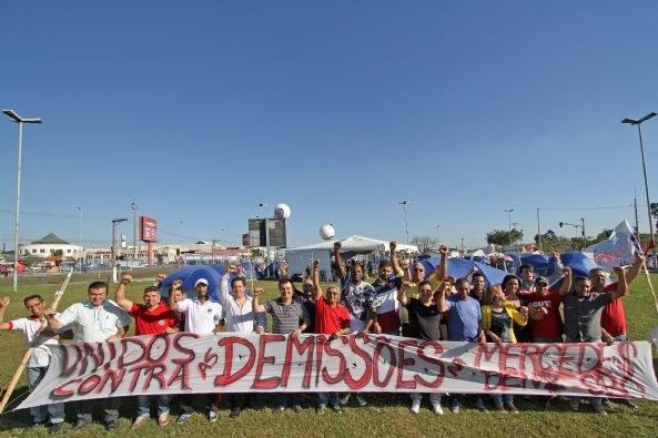 Der Kampf der Mercedes-Arbeiter in Brasilien gegen Entlassungen geht weiter