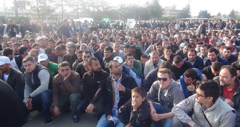Türkische Metallarbeiter wehren sich gegen Kündigungen nach Streiks