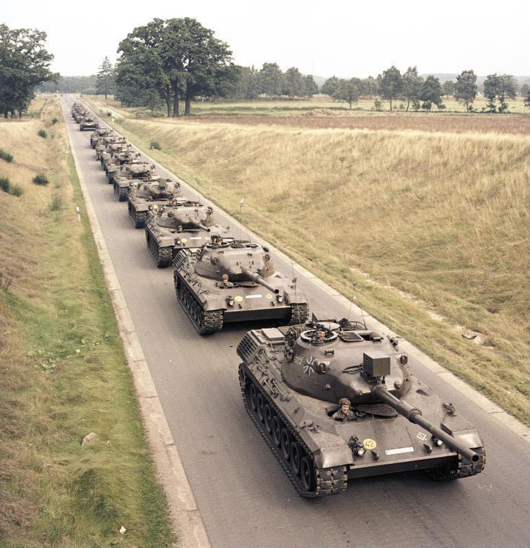 Säbelrasseln in Osteuropa – Verlegung schwerer Waffen in die baltischen Staaten und nach Polen