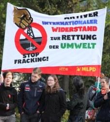 Mehrheit gegen Fracking - Abstimmung über Gesetz erneut verschoben