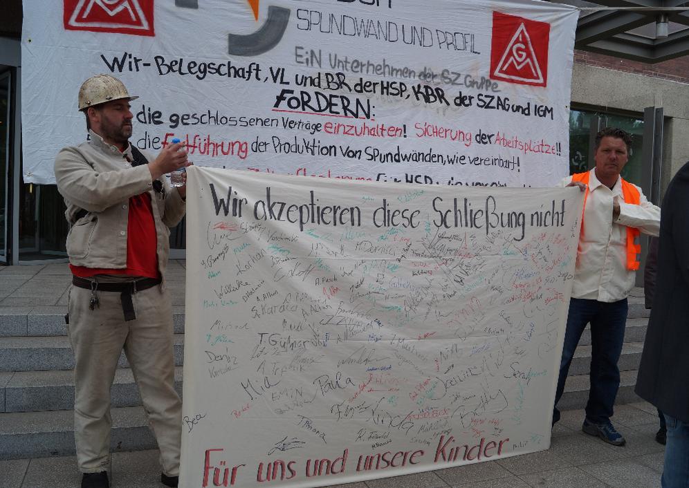 Dortmund: HSP-Kapitalisten schaffen vollendete Tatsachen noch vor den ersten Gesprächen
