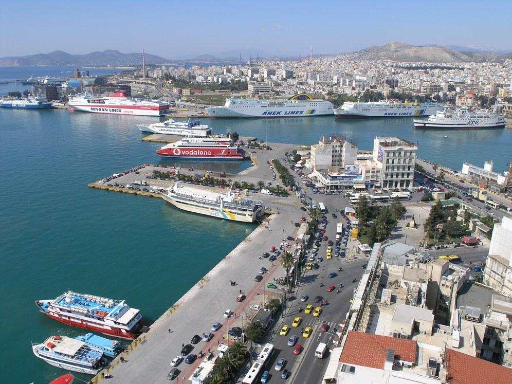 So sieht es hinter den Kulissen aus: Griechenland muss seine Häfen verkaufen