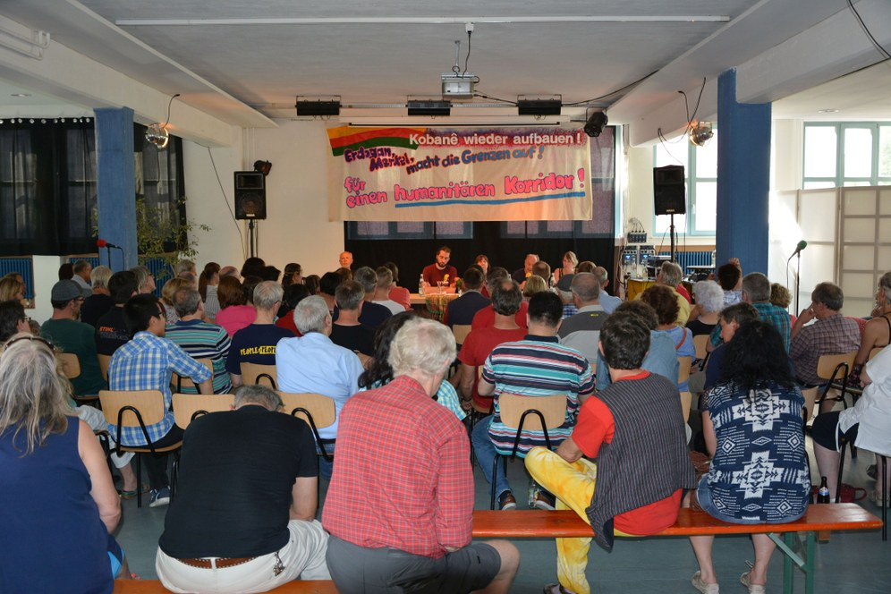Stuttgart: Mehr als 500 Menschen auf dem 7. Neckarfest