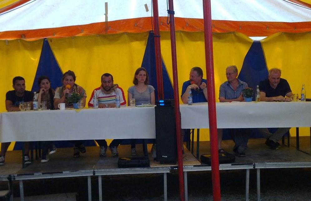 Das 13. Waldfest – ein besonderes Fest der internationalen Solidarität