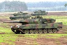 Deutschlands und Frankreichs führende Panzerhersteller fusionieren