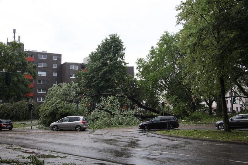 """""""Sommerstürme"""" – weiteres Phänomen des beschleunigten Übergangs zur globalen Klimakatastrophe"""