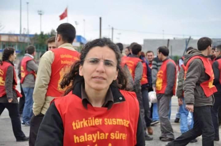 Türkische Revolutionärin von Polizei ermordet
