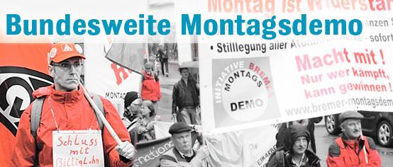 Termin der diesjährigen Herbstdemonstration auf 10. Oktober verschoben