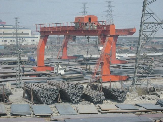 Katastrophen-Gefahr nicht nur in Tianjin (China)