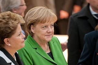 Merkels Reise in ein krisengeschütteltes Brasilien