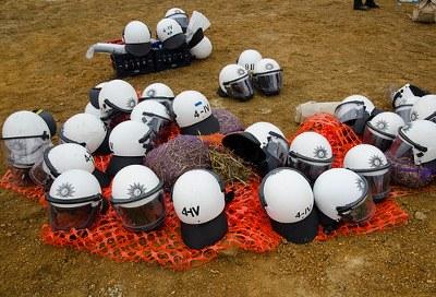 RWE und Polizei: Private-Public-Partnership
