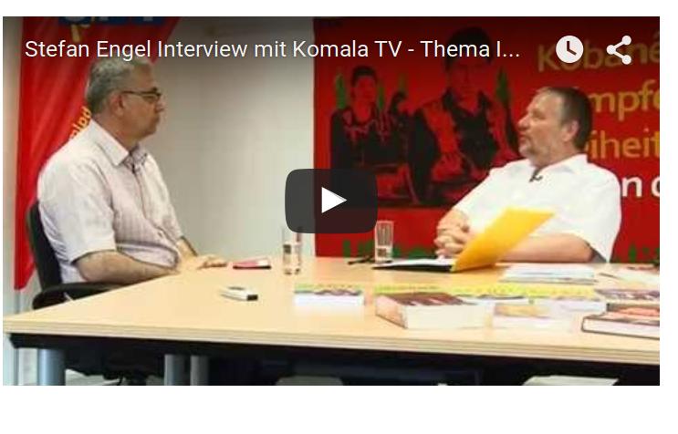 Interview mit Stefan Engel auf Komala TV - jetzt in deutsch