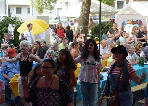"""12. """"Horster Mitte""""-Fest in Gelsenkirchen: Nachbarschaftsfest im Geist der internationalen Solidarität"""