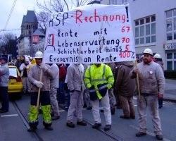 """1.605 Euro pro Monat als """"Stillhalte-Prämie"""" bei HSP"""