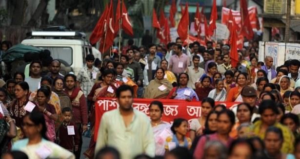 Indien: Über 150 Millionen beteiligen sich an Generalstreik gegen Modi-Regierung