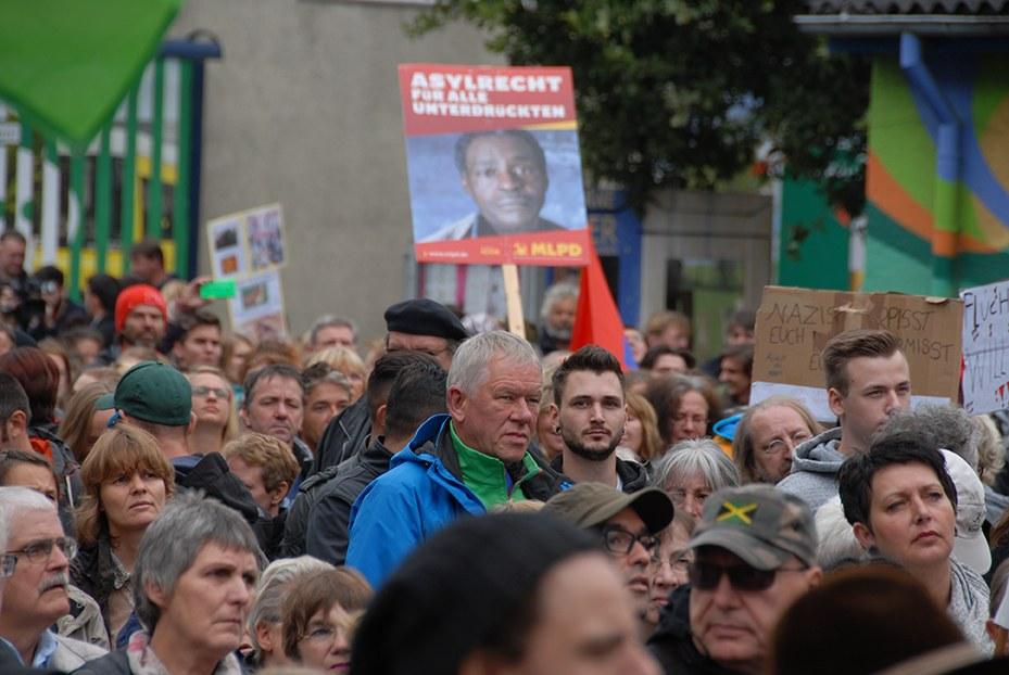 Wuppertaler setzen ein starkes Signal für Willkommenskultur