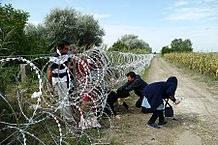 Drastische Verschärfung der Asylgesetzgebung