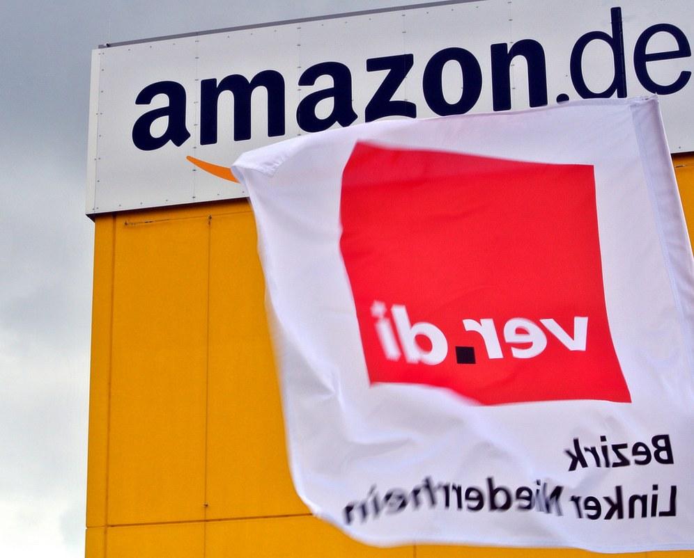 Amazon: MLPD drückt den Streikenden ihre Solidarität aus
