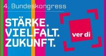 Schwungvolle Eröffnung des ver.di-Bundeskongresses in Leipzig