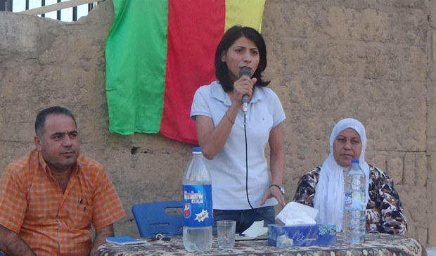 """Rojava: """"Wir wünschen, dass die Flüchtlinge hierbleiben"""""""
