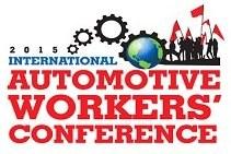 """Automobilarbeiter-Konferenz: """"Aus einer Fackel werden tausende – wir tragen sie in die ganze Welt"""""""