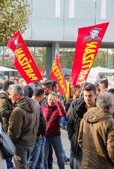 Weitere Solidaritäts- und Gedenkaktionen nach dem faschistischen Anschlag von Ankara