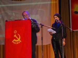 800 Teilnehmer bei der Marxistisch-Leninistischen Kommunistischen Partei Türkei/Kurdistan in Köln