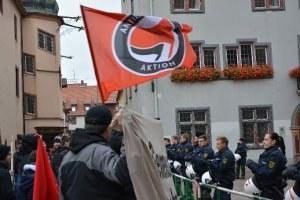 """Antifaschisten contra """"SBH-Gida"""" – es gibt kein Recht auf Nazi-Propaganda!"""