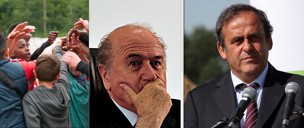 FIFA und DFB in der Krise