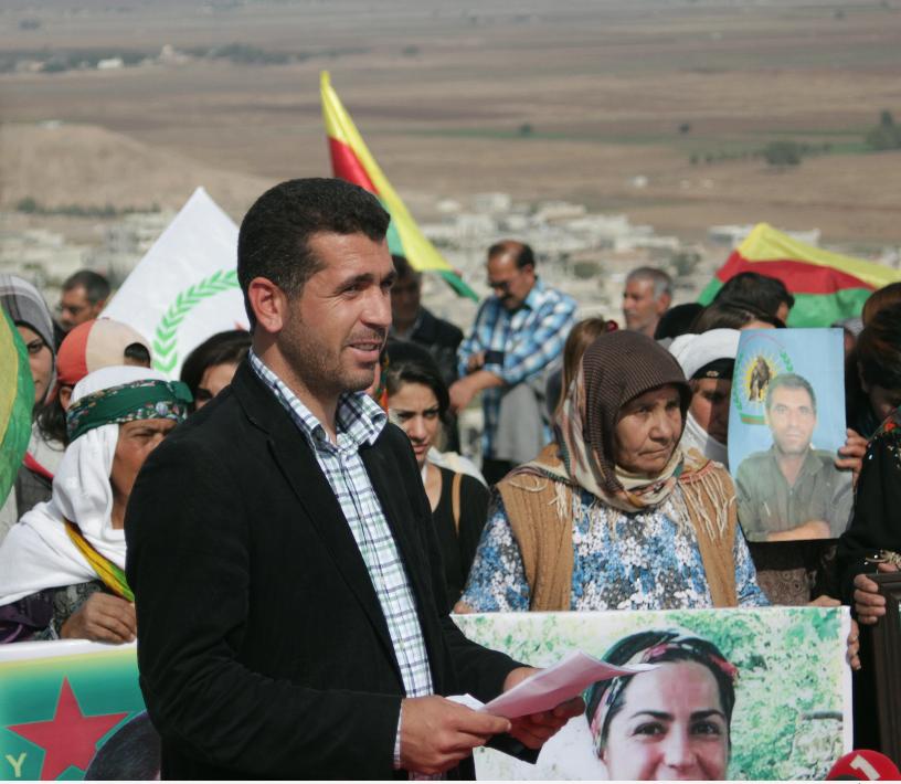 Weltweiter Aktionstag: Für die Freiheit und den Wiederaufbau von Kobanê!