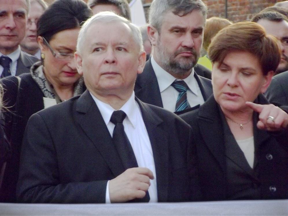 Neue reaktionäre Regierung in Polen von nur 19,4 Prozent der Wahlberechtigten gewählt
