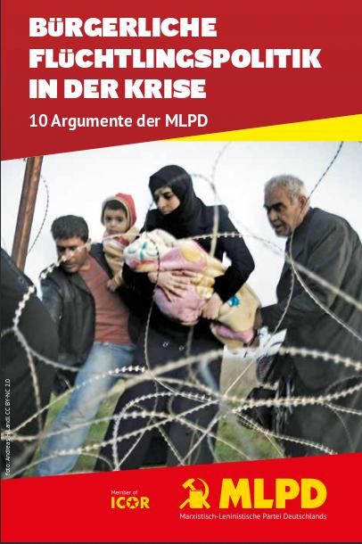 Mit dem Neun-Punkte-Paket zeigt die Bundesregierung ihr flüchtlingsfeindliches Gesicht