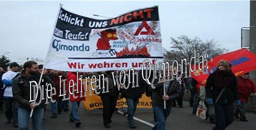 MLPD Dresden: Wir wollen kein zweites Qimonda!